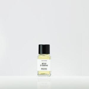matiere premiere parfums - bois ebene